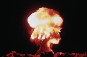 Miljømæssige virkninger af den atombombe