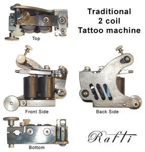 Hvordan man kan sætte en tatovering maskine sammen