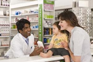 Lønnen for en konsulent farmaceut