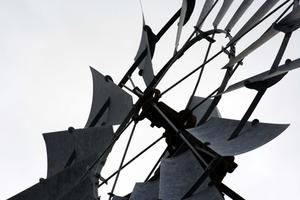 Hvordan man opbygger en billig energiproducerende Wind Turbine
