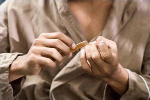 Hvordan man undgår højderygge i Nails