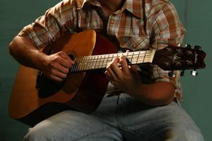 Sådan spiller Hurtige trillinger på en guitar