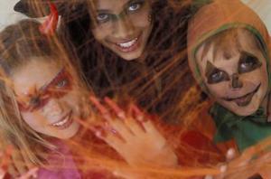 Hjemmelavet Scary & Funny Halloween spil