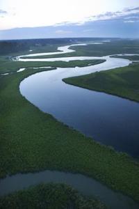 Menneskeskabte påvirkninger af ferskvandsøkosystemer