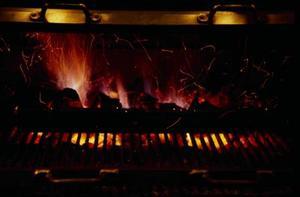 Sådan Hook BBQ grill til Suburban propan tanke