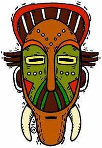 Hvordan laver afrikanske masker Out of Playdough