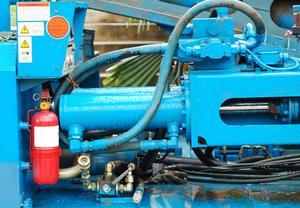 Hydraulik cylinder beregner