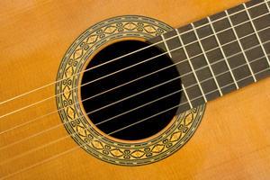 Sådan Erstat Nylon Guitar Strenge til en akustisk guitar