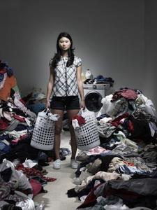 Hvad Blev brugt til at rense tøj, før Vaskemaskiner?