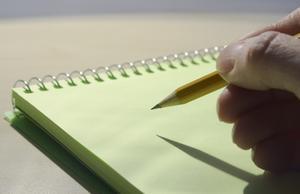 Hvordan man skriver en Acrostic Digt for Kids