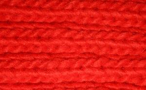 Instruktioner for at strikke en baby tæppe Provo Craft Knifty Knitter