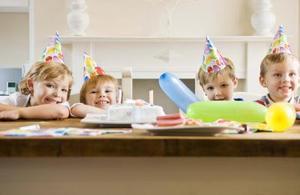 Mad Ideer til et barns parti