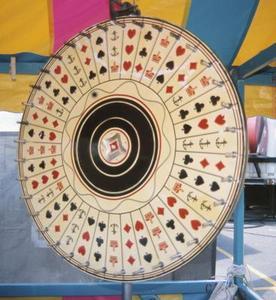 Hvordan man laver en tændt Prize Wheel