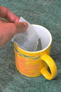 Sådan oprettes og håndværk Tea Bags
