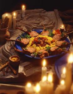Marokkanske madlavning værktøjer