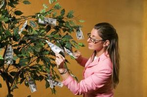 Polterabend Money Tree Idéer