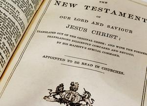 High school bibelstudie lektioner