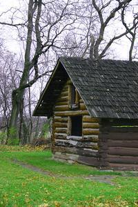 Log Cabin Decor Idéer