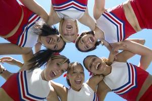 Sjove ideer til at motivere Cheerleaders