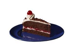 Hvordan til at dekorere en kage med Maraschino kirsebær