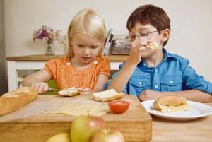 Food Group Spil til børn