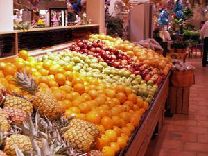 Sådan Fyld en flaske med Frugt & Grønt i Olie til dekoration