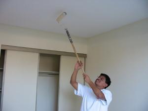 Sådan Fix Peeling Ceiling Paint