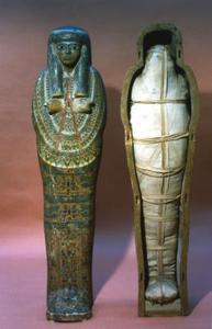 Hvad var Værktøj til mummify en gammel egyptisk mumie?