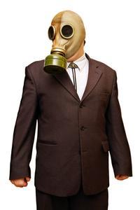 Sådan at male en Full Face Respirator Mask
