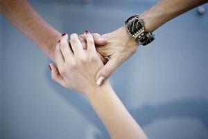 Sådan Tie Cartier Charity Love armbånd