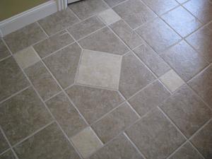 Hvordan til at rydde op gulv fliseklæber