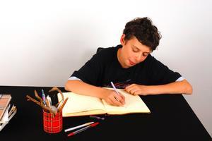 Kreativ skrivning Konkurrencer for teenagere