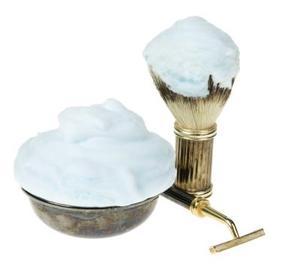Kunst Aktiviteter med barbering Cream