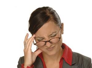 Almindelige symptomer på stress