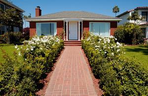 Landskabspleje Ideer til en Ranch stil hus