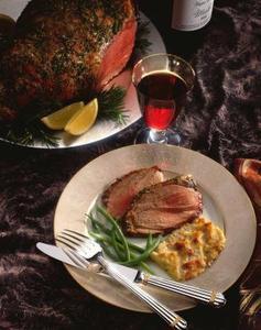 Sådan Cook Lamb Shanks eller ben