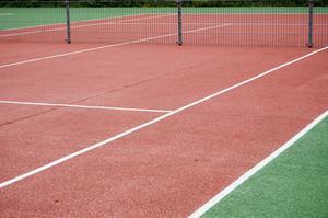 Forskellige Tennisbane Overflader