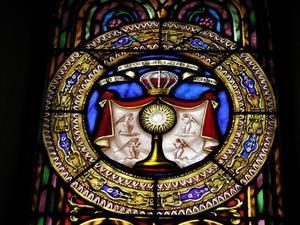 Genstande, der anvendes katolsk messe