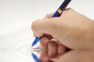 Sådan ændrer ejendomsretten til et andet på en titel