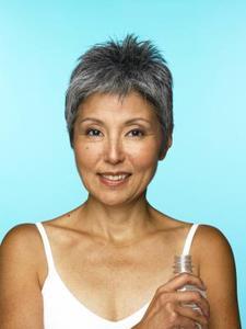 Kvinder over til 50 frisurer Flatterende frisurer