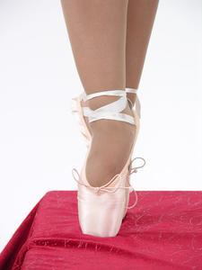 Sådan Paint Ballet Shoes