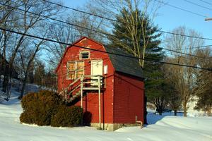 Hvordan til at bygge en gammeldags stald