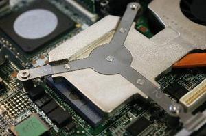 Sådan Take Apart en Toshiba Satellite A55-S1064