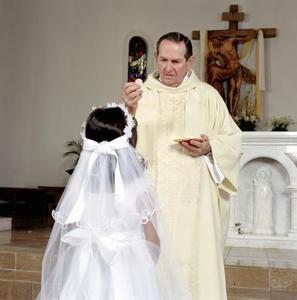 Sådan oprettes en Communion Card