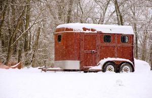 Sådan Konverter hestetrailer til Cargo Trailer