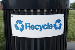 Hvad miljøproblemer Er Manglende Genbrug skabe?