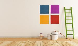 Hvilken maling farver vil gøre et rum ser store og lyse?