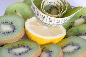 Kost plan for at forbrænde fedt
