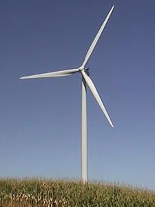 Hvordan virker en vindmølle virker?