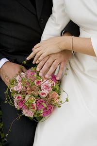 Hvad accenter en Sage Green bryllup tema?